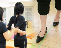 O脚やボディラインの改善